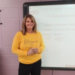 R-IX INSTRUCTOR Jowell Roellig has been honored as Missouri Rural Educator of the Year.