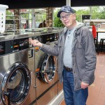 """FOLLOWING extensive renovations, the Warsaw Laundromat is up and running under the ownership of Charles and Kristal Sawyers.  James Jarrett utilized the new facility on Tuesday, telling the Enterprise, """"The remodel is quite a change. I like it!"""""""