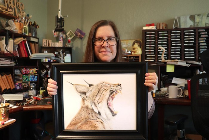 A SHOWCASE for Benton County, a virtual art walk brings local artists to the forefront. Dina Kowal is among contributors to the program.
