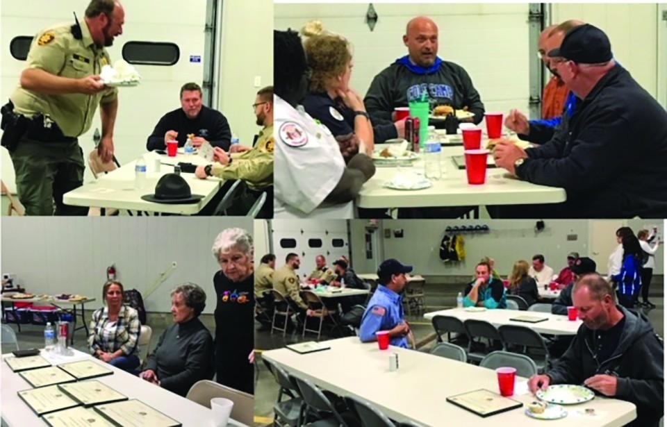 Benton County First  Responders