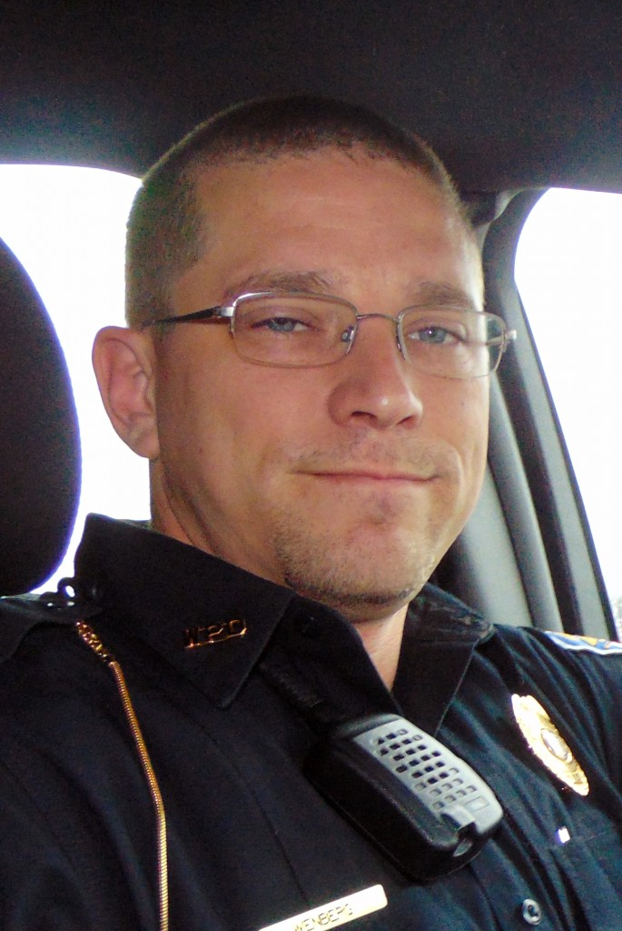 Jason Wenberg<br />Warsaw Police Chief