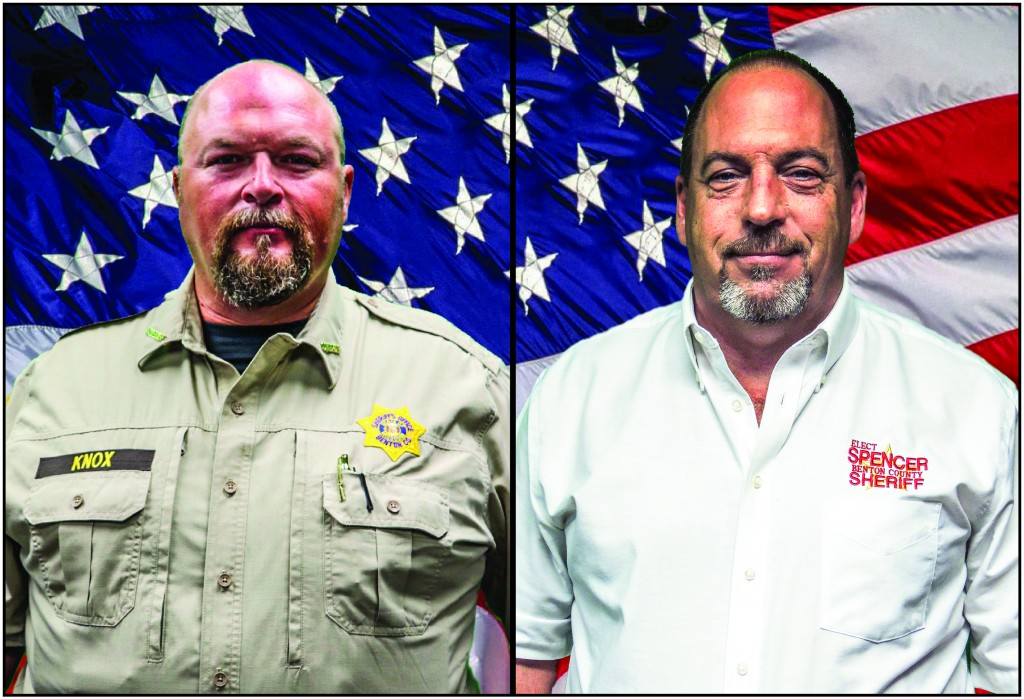 Familiar Faces On The<br />Ballot In Sheriff's Race