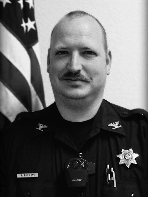 Stephen Phillips<br />~<br />Cole Camp<br />Police Chief