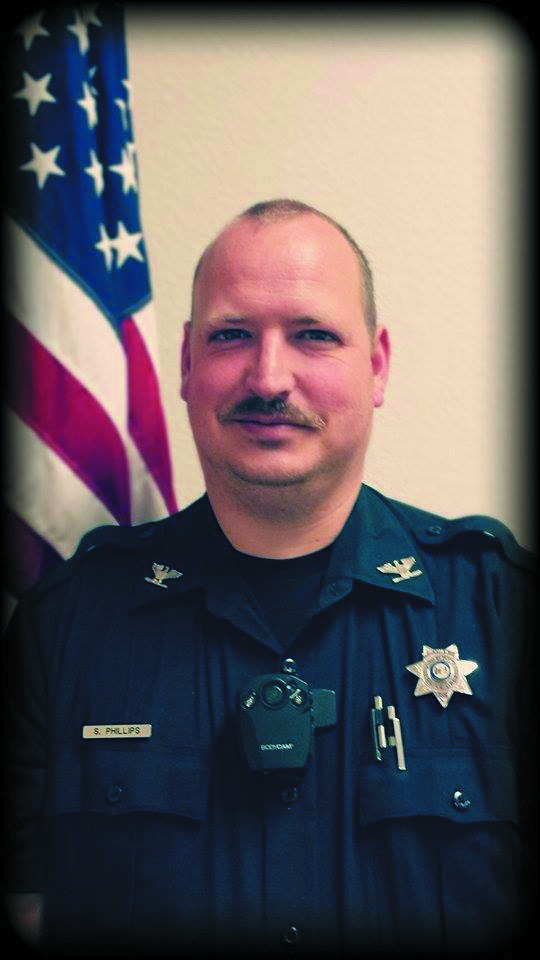 Stephen Phillips<br />Cole Camp Police Chief