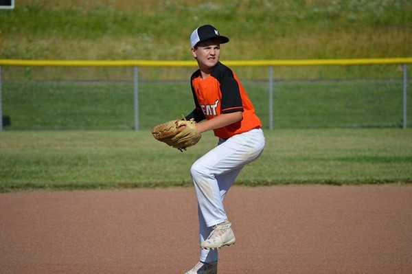 SHOW-ME HEAT'S RYAN FAJEN has helped his team to a 7-3 record this season.  Fajen plays for the Kern crew and will look to finish this season strong with another doubleheader on Tuesday (7/7) night.