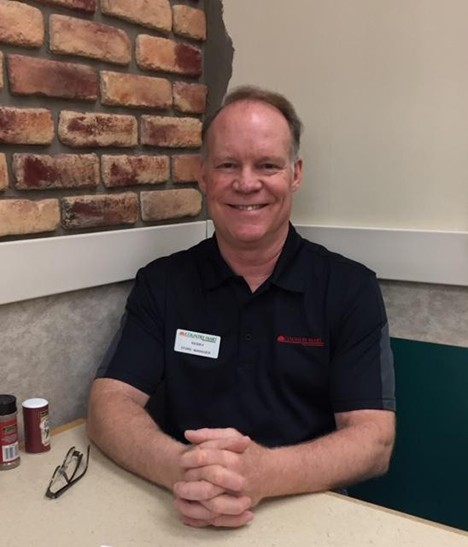 A FAMILIAR FACE to many grocery shoppers, Edwards resident Kerry Wise has been named store manager at G&W Country Mart in Warsaw.