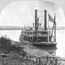 THE ANCIENT OSAGE RIVER has long propelled Warsaw's economy. Before bass boats and pontoons, steamboats plied the waters  with passengers and freight. The JK Wells was a frequent visitor and was often moored at the present day City Boat Dock at Lay Park.
