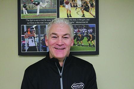 Shawn Poyser<br />Warsaw Superintendent