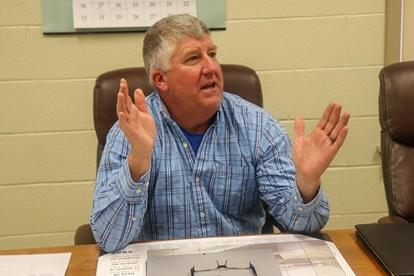 "COUNTY COMMISSIONER Steve Daleske is urging residents to ""be counted"" in this year's census."