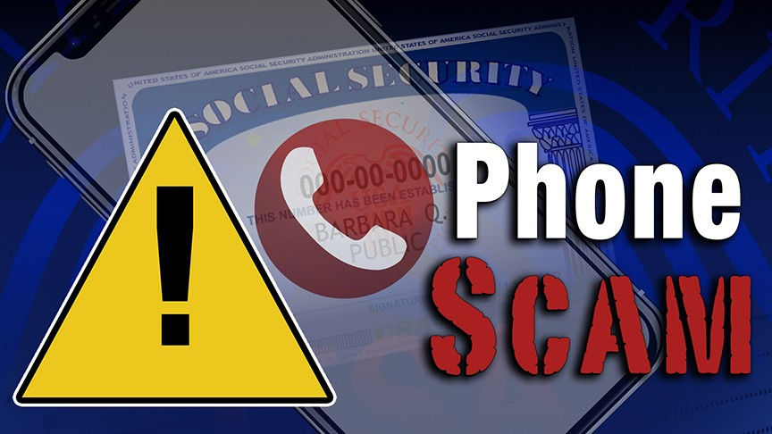 CHEATING OLDER AMERICANS out of almost $3 Billion per year, phone scams are on the rise across the country and in the twin-lakes area. The latest one involves a Medicare scheme.