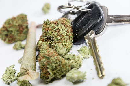 THOUGH MEDICAL MARIJUANA is legal in Missouri,  users are not exempt from moving violations under the influence. Last year about 7,000 accidents in the state were caused by impaired drivers. States that have legalized recreational use have seen a 60% increase in traffic accidents.